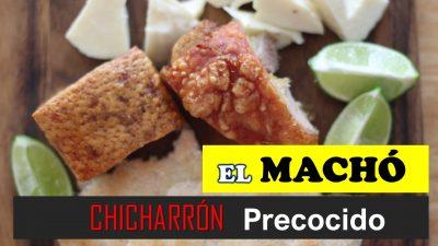 El Machó – Nueva sección en mi canal de YouTube