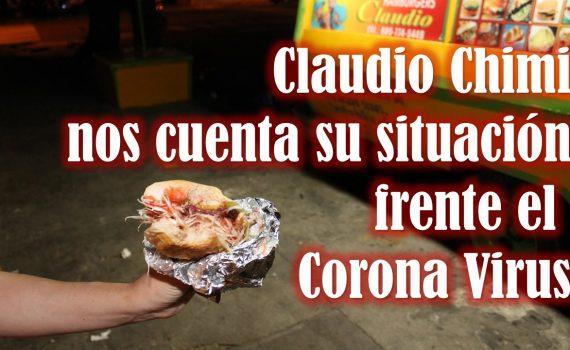 Claudio Corona Virus