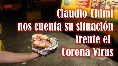 Dueños de negocios de comida cuentan su situación por el Corona Virus