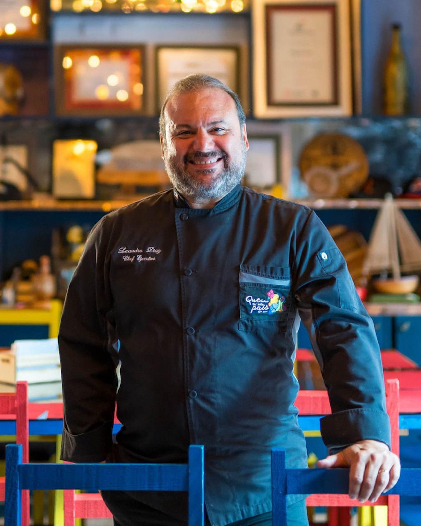 Chef Leandro Díaz