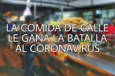 La comida de calle en R.D. le gana la batalla al Coronavirus