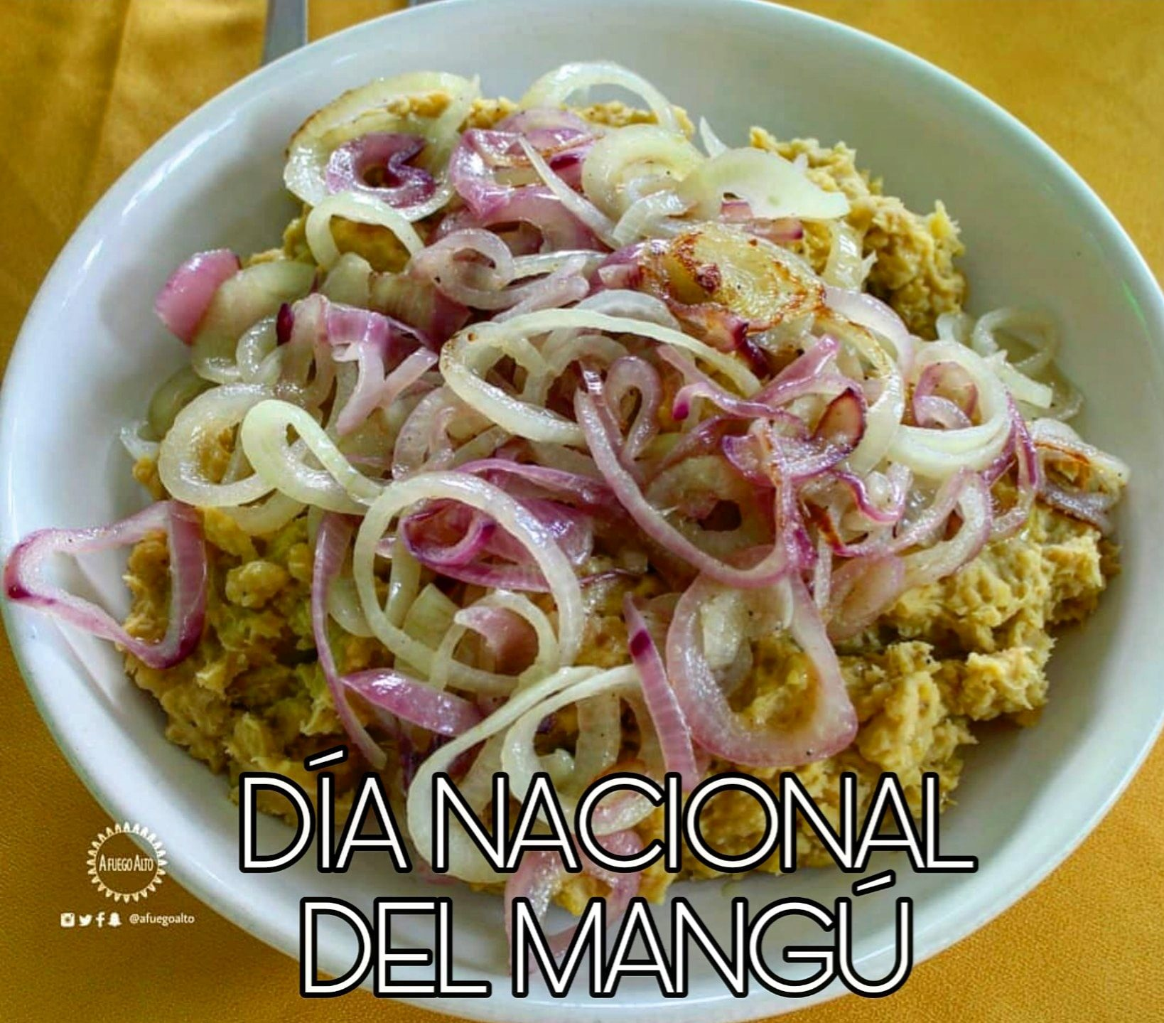 Día Nacional del Mangú