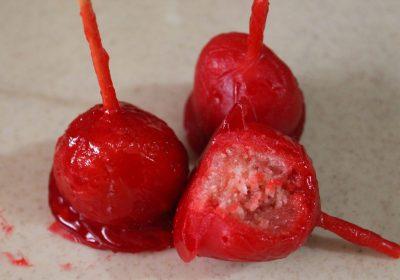 Examen de dulces criollos dominicanos