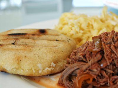 Examen de gastronomía venezolana