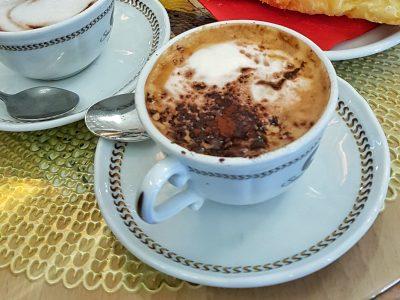 Examen para los amantes del café