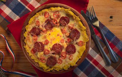 La video receta de la semana: MANGÚ PIZZA