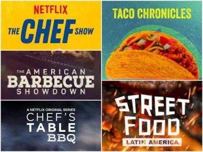 5 series gastronómicas del 2020 en Netflix (parte 2)