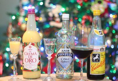 Las tres bebidas más emblemáticas de la Navidad en R.D.