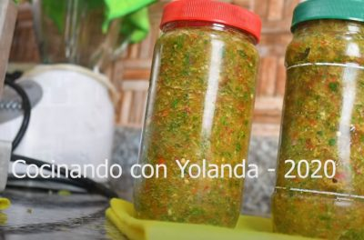 Video receta: Sazón dominicano tradicional