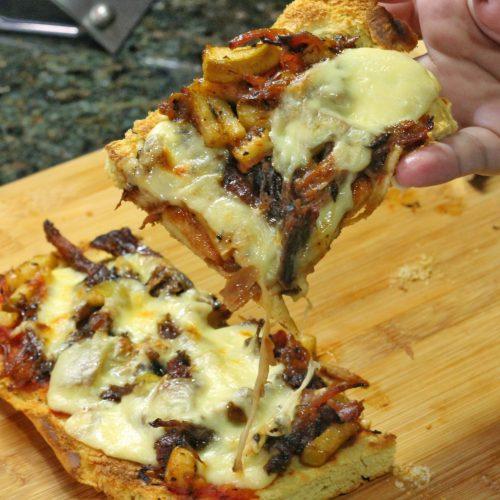 Pizza de telera