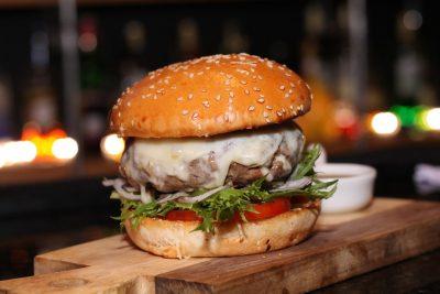 Examen para fanáticos de las hamburguesas