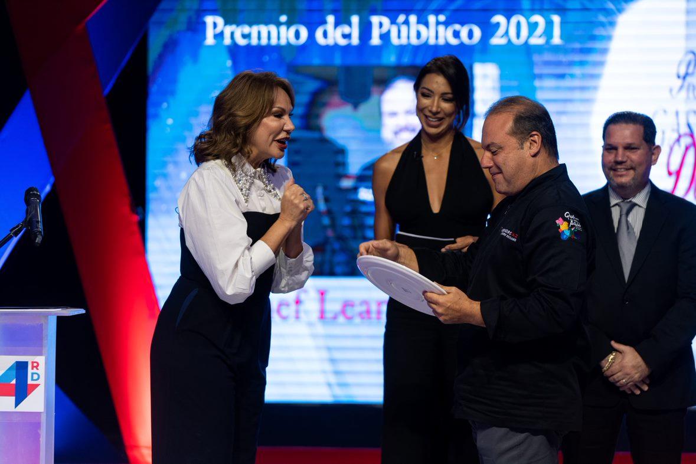 Premios Gastronomía - Leandro Díaz